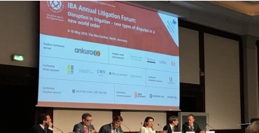 Woźniak Legal Attends the IBA Annual Litigation Forum in Berlin - Woźniak Legal
