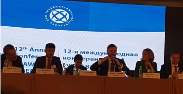 XII Annual IBA Law Firm Management Conference in Moscow - Woźniak Legal
