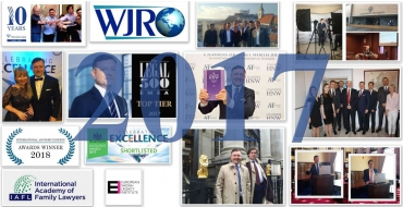 Looking Back at 2017; It Was a Really Successful Year - Woźniak Legal
