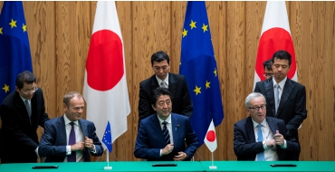 Leaders of Japan and EU Signed a Deal to Create One of the World's Largest Liberalised Trade Areas - Woźniak Legal